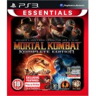 Драки / Fighting  Mortal Kombat (Essentials) (с поддержкой 3D) [PS3, русская документация]