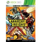 Боевик / Action  Anarchy Reigns. Limited Edition [Xbox 360, русская документация]