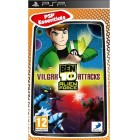 Боевик / Action  Ben 10: Alien Force Vilgax Attacks (Essentials) [PSP, английская версия]