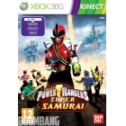 Драки / Fighting  Power Rangers Super Samurai (только для MS Kinect) [Xbox 360]