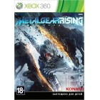 Боевик / Action  Metal Gear Rising: Revengeance [Xbox 360, русская документация]