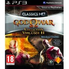 God of War Collection 2 (Essentials) [PS3, русская документация]