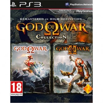 God of War Collection 1 (Essentials) [PS3, русская версия]