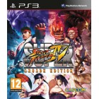 Драки / Fighting  Super Street Fighter IV Arcade Edition (Essentials) [PS3, русская документация]