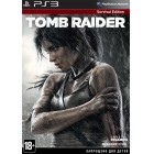 Tomb Raider. Survival Edition [PS3, русская версия]
