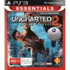 Uncharted 2: Among Thieves (Essentials) [PS3, русская версия]