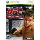 Драки / Fighting  UFC 2009 Undisputed (Classics) [Xbox 360, русская документация]