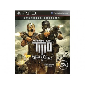Army of Two: The Devil's Cartel [PS3, английская версия]