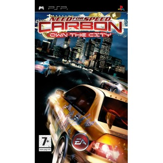 Гонки / Racing  Need for Speed Carbon Own The City (Essentials) [PSP, английская версия]