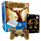 Комплект «Sony PS3 Super Slim (500 Gb) (CECH-4008C)» + игра «God of War: Восхождение»