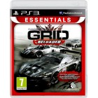 Гонки / Race  GRID Reloaded (Essentials) [PS3, английская версия]