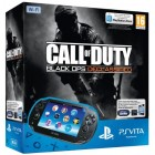 Комплект Sony PS Vita WiFi Black Rus (PCH-1008ZA01) + PSN код активации Call of Duty: Black Ops. Declassified