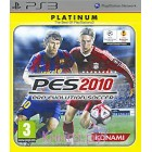 Спортивные игры  Pro Evolution Soccer 2010 (Platinum) PS3