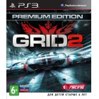 Гонки / Race  GRID 2. Premium Edition [PS3, русская документация]