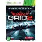 Гонки / Racing  GRID 2. Premium Edition [Xbox 360, русская документация]