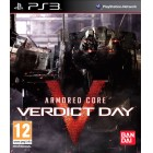 Armored Core: Verdict Day [PS3, английская версия]