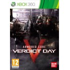 Боевик / Action FromSoftware Armored Core: Verdict Day [Xbox360, английская версия]