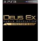 Deus Ex: Human Revolution Director's Cut [PS3, английская версия]