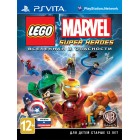 LEGO Marvel Super Heroes [PS Vita, русские субтитры]