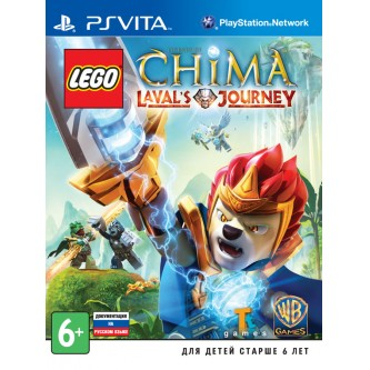Боевик / Action  LEGO Legends of Chima: Laval's Journey [PS Vita, русская документация]