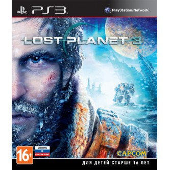 Lost Planet 3 [PS3, русские субтитры]