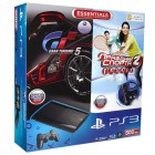 Комплект Sony PS3 Super Slim (500 Gb) (CECH-4208C) + Праздник Спорта 2 (Essentials) + Gran Turismo 5