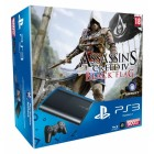 Комплект «Sony PS3 Super Slim (500 Gb) (CECH-4008C)» + игра «Assassin's Creed IV. Черный флаг»