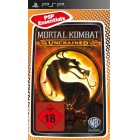 Драки / Fighting  Mortal Kombat Unchained (Essentials) [PSP, английская версия]