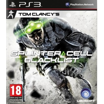 Tom Clancy's Splinter Cell: Blacklist. Upper Echelon Edition [PS3, русская версия]