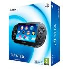 Консоль PS Vita  Комплект Sony PS Vita 3G/WiFi Black Rus (PCH-1108ZA01) + Карта памяти 4 Гб + MotorStorm RC PSN код а