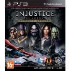 Драки / Fighting  Injustice: Gods Among Us Ultimate Edition [PS3, русские субтитры]