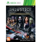 Драки / Fighting  Injustice: Gods Among Us Ultimate Edition [Xbox 360, русские субтитры]