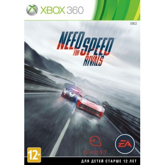 Гонки / Racing  Need for Speed Rivals [Xbox 360, русская версия]