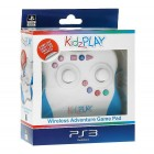 PS3: Kidz Play Детский Контроллер Adventure голубой (Kidz Play Adventure Gaming Pad: KP801B: A4T)