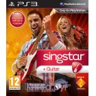 SingStar Guitar (w/Microphone) PS3
