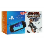 Комплект Sony PSP Slim Base Pack Black (PSP-E1008/Rus) + игра Tekken: Dark Resurrection (Essentials)
