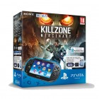 Комплект Sony PS Vita 3G/WiFi Black Rus (PCH-1108ZA01) + Карта памяти 8 Гб + Killzone: Наемник PSN к
