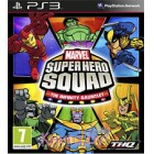 Super Hero Squad: the Infinity Gauntlet [PS3, английская версия]