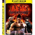 Драки / Fighting  Tekken 6 (Platinum) [PS3, русская версия]