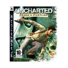 Uncharted: Drake's Fortune (Platinum) [PS3, английская версия]