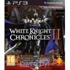 White Knight Chronicles II PS3, русская документация