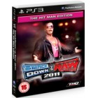 Драки / Fighting  WWE Smackdown vs Raw 2011 + The Hitman Edition [PS3]