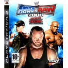 Драки / Fighting  WWE Smackdown vs. Raw 2008 [PS3]