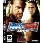 Драки / Fighting  WWE SmackDown! vs. RAW 2009 PS3