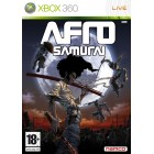 Драки / Fighting  Afro Samurai [X-Box 360]
