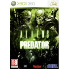 Боевик / Action  Aliens vs Predator [Xbox 360]