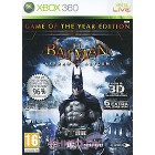 Боевик / Action  Batman Arkham Asylum. Game of the Year [Xbox 360]