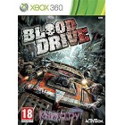 Гонки / Racing  Blood Drive [Xbox 360, английская версия]