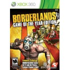 Borderlands Game of the Year Edition [Xbox 360, английская версия]