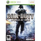 Боевик / Action  Call of Duty: World at War xbox360